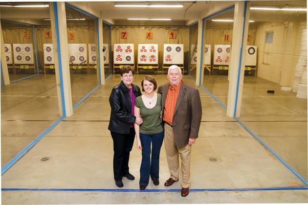 Lindsey Carmichael Through Scholarship Families Share Joy and Pain The Alcalde
