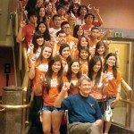 Bill Powers at Brownsville Sendoff