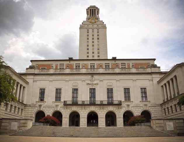 Why I Gave Money to UT