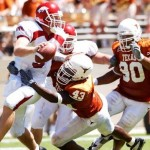 Texas vs. Arkansas 2003