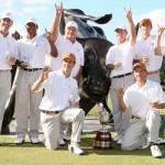 Longhorn Men's Golf Ranked #1