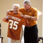 Mack Brown John Henderson