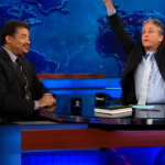 Jon Stewart Endorses Neil deGrasse Tyson for President