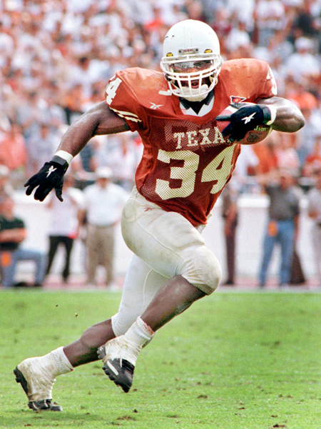 Ricky Williams on journey to Heisman and Hall bea32d1c7
