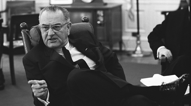 Cruel To Be Kind Lbj Behind The Scenes The Alcalde