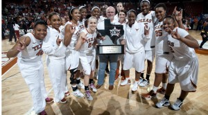Lady Longhorns Best Aggies for Final Time
