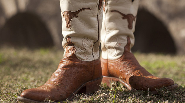Three Generations Of Student Leaders Create Longhorn Boots