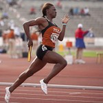 Scenes from the Texas Relays, Star-Studded Symposium