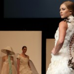 From Sequins to Feathers, UT's Fashion Seniors Show Off