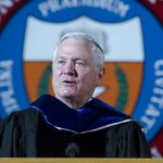 "Gates: Powers Is ""One of America's Great University Presidents"""