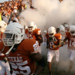 UT Football Grad Rates Surpass University-Wide Goal
