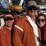 Alumnus Celebrates 50th Red River Rivalry Game