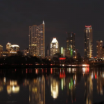 Night Falls Over Austin [Watch]