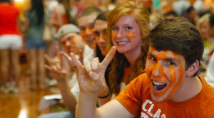 Pledge Your Burnt-Orange Allegiance