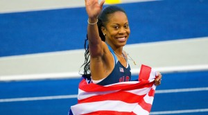 Sanya Richards-Ross Clinches Olympic Gold