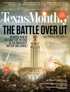 The Battle Over UT