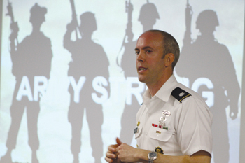 ROTC on the Rise | The Alcalde