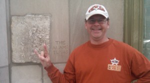 Hook Em Horns at the Chicago Tribune