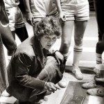 1981-82Jody gets 300th win 68-53 over Arkansas, Jan. 20, 1982.