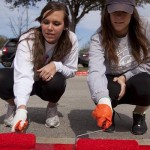 Horns With Heart: Texas Exes Participate in Project Worldwide