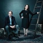 The Texas 10: Richard Cherwitz and Cristina Cabello de Martínez
