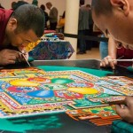 Lines in the Sand: UT's Sand Mandala Project [Watch]
