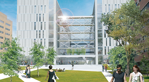 Engineering Building Moves Closer to Reality