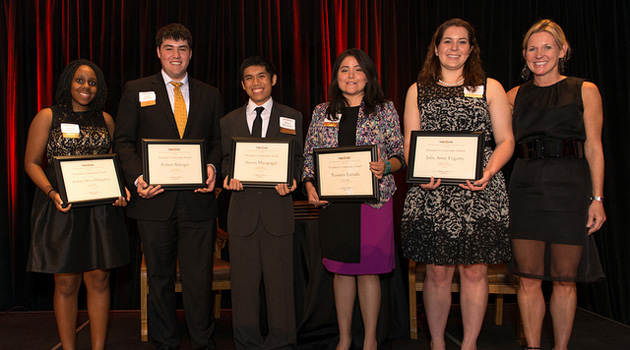 'The EXies' Honors Longhorn Superstars