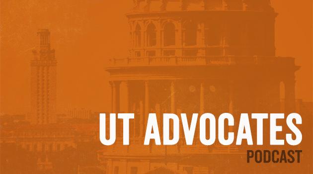 UT Advocates Podcast: Sen. Judith Zaffirini