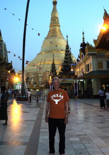 Texas at the Pagoda