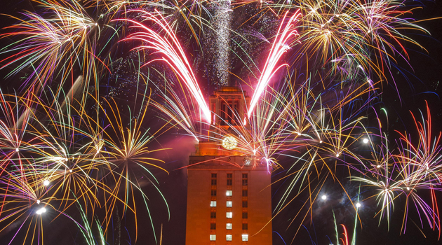 New Texas Exes Are Born at UT's 130th Spring Commencement