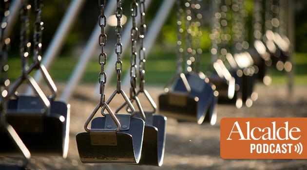 Alcalde Podcast-Getting Kids Active