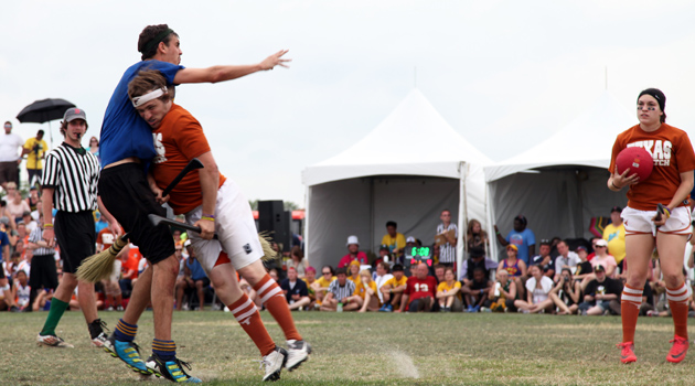 Inside Texas Quidditch [Slideshow]