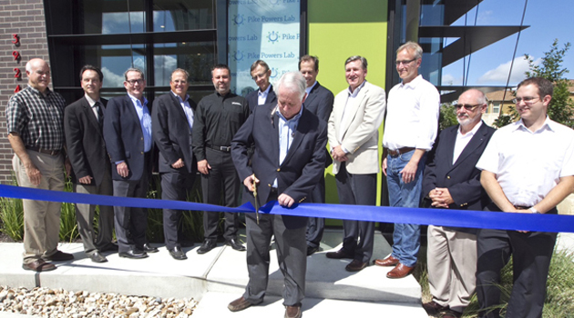 UT, Pecan Street Open New Technology Commercialization Lab