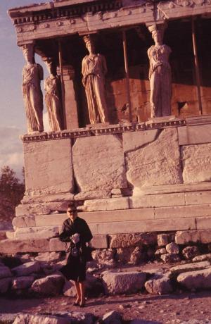 Acropolis the Erechtheum - Dalene