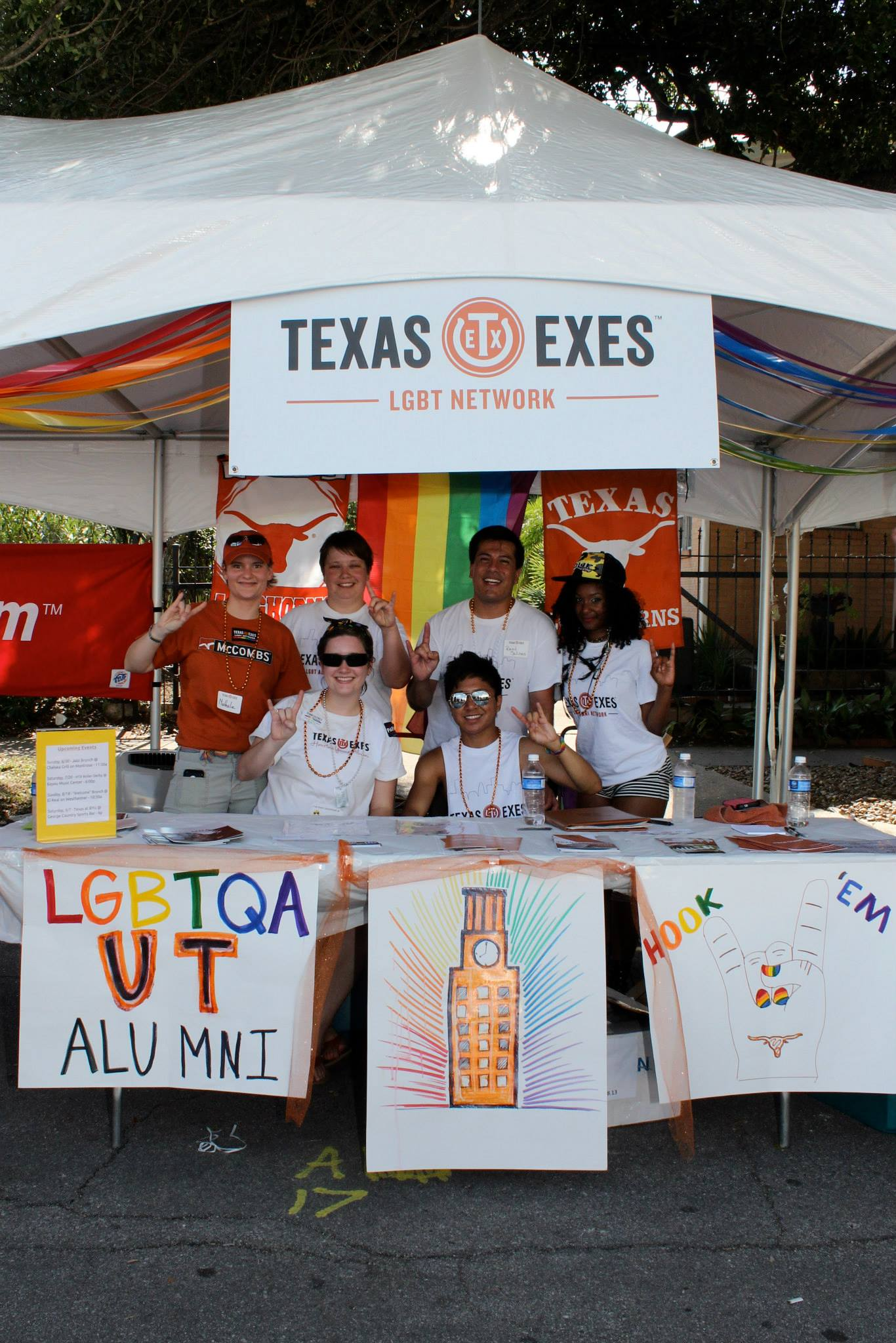 Pride Booth Volunteers