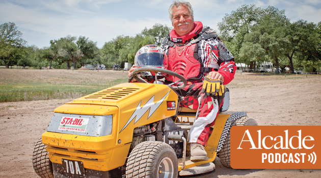 Lawn Mower Racing Revealed [Podcast]