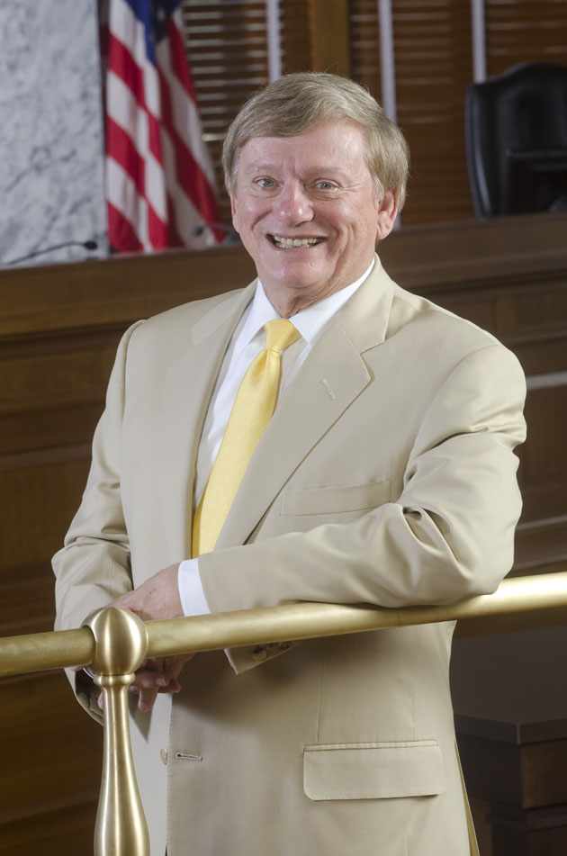 Rusty Hardin Hired for Hall Impeachment Proceedings