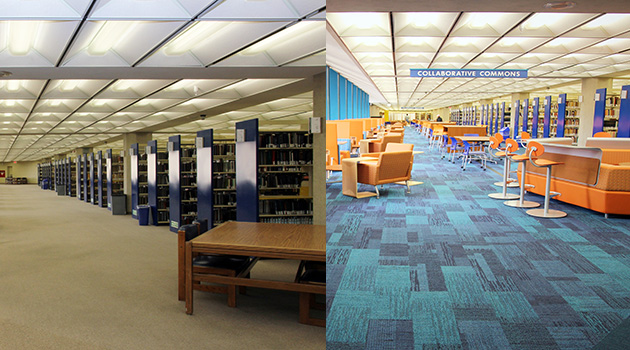 New PCL Space Gives Students What They Want: More Power | The Alcalde
