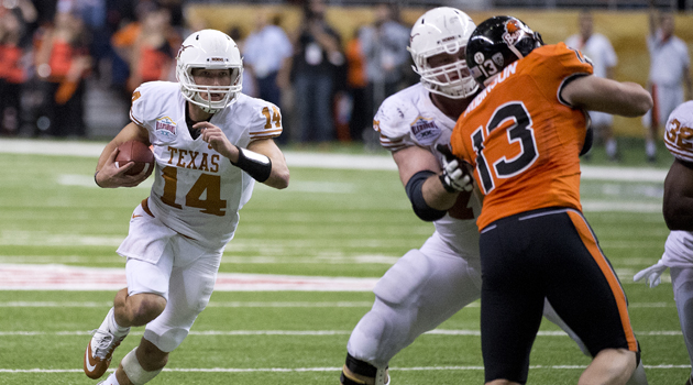Awaiting Ecstasy: Texas Football Returns