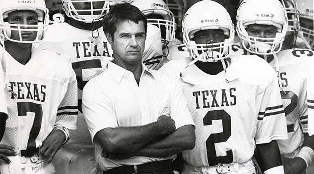 Interview: David McWilliams on Coach Royal and the '63 Longhorns