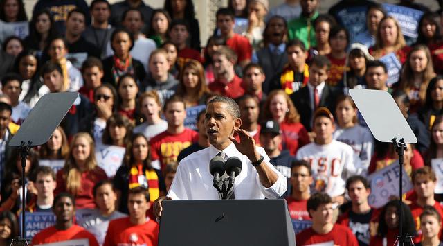 TXEXplainer: President Obama's College Tour