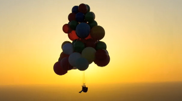 Alum's Epic Balloon Flight Falls Short