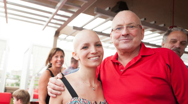 Staring Down Cancer, Two Longhorn Fans Forge an Unlikely Friendship