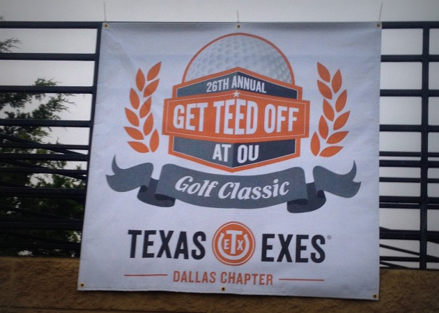 What You Missed at the Dallas Chapter's 2013 Get Teed Off at OU Classic