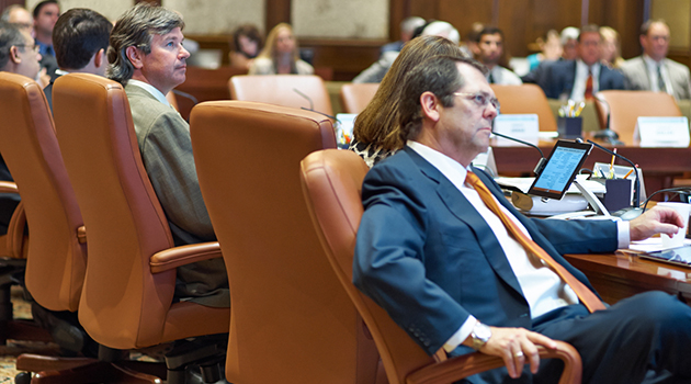 Board Should Approve Data Requests, New Regents Chairman Says