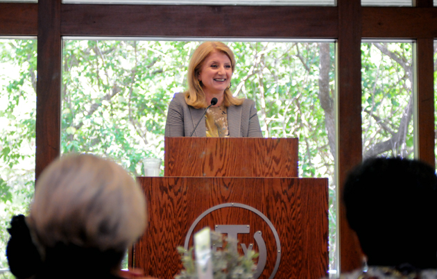 Arianna Huffington's Tips for Surviving the Modern Age of Media