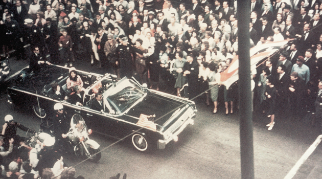 Kennedy Assassination: Motorcade