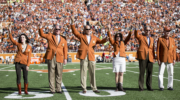 Six Join the Ranks of UT's Distinguished Alumni