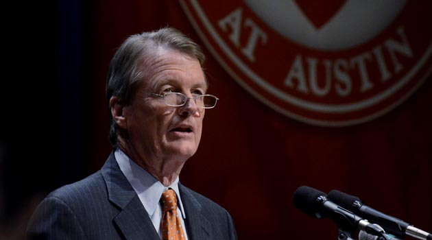 Rumor No More: Powers to Remain UT President